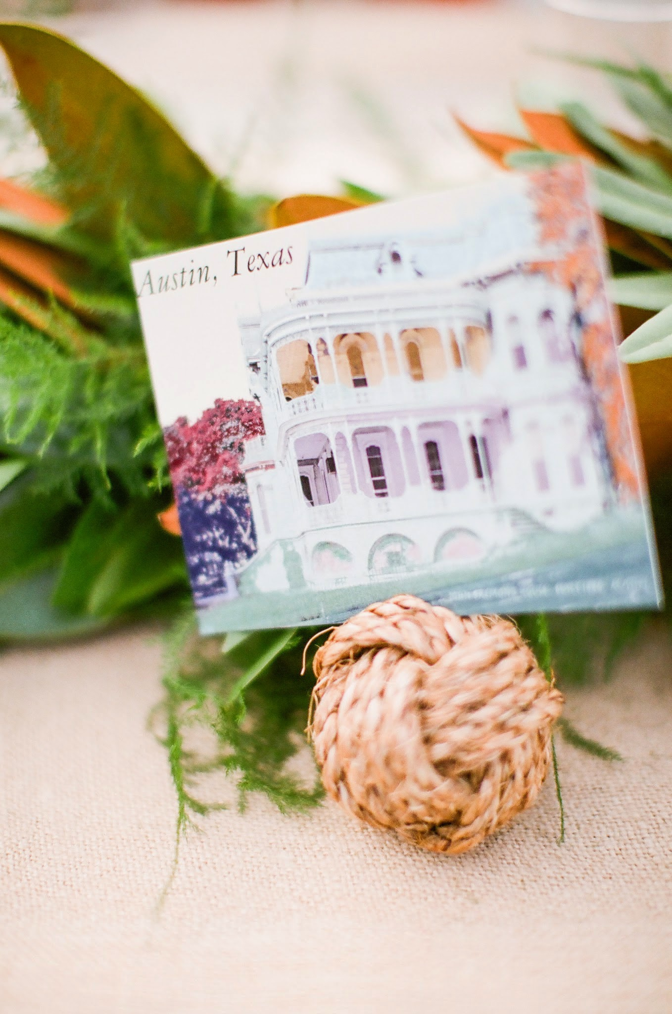 www.felicievents.com | Felici Events | Historical Museum Wedding | Eclectic Orange Wedding | Table Numbers