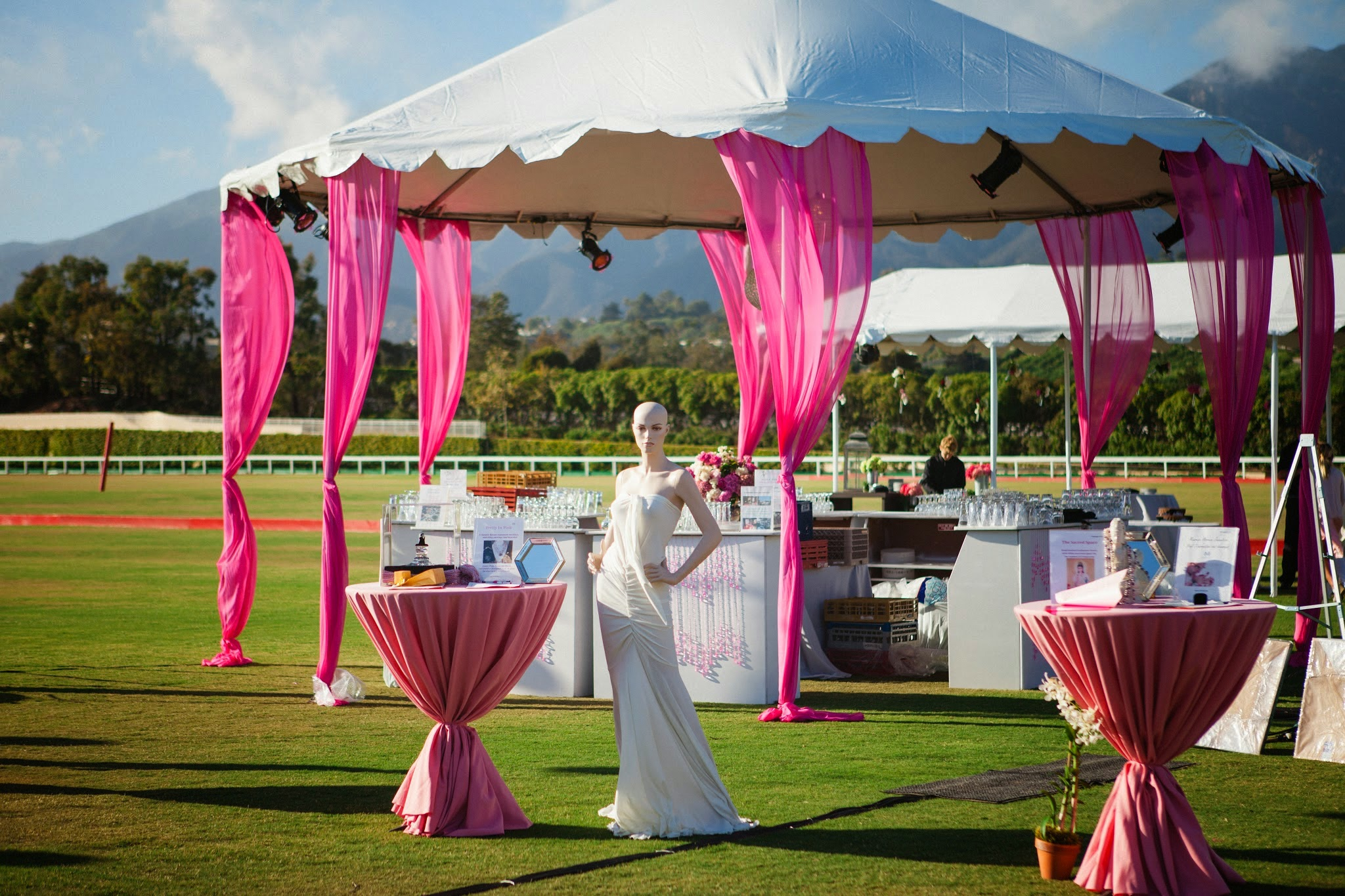 www.FeliciEvents | Pink Polo Party | Funraising Event | Felici Fundraiser | Polo Theme | Clarissa Koenig Photography | Bellavista Designs