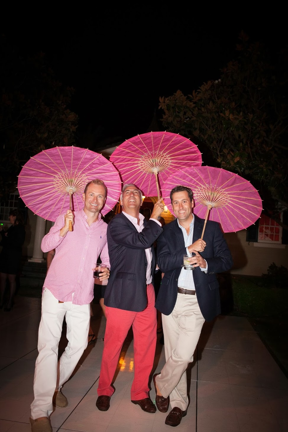 www.FeliciEvents | Pink Polo Party | Funraising Event | Felici Fundraiser | Polo Theme | Clarissa Koenig Photography | Pink Parasols