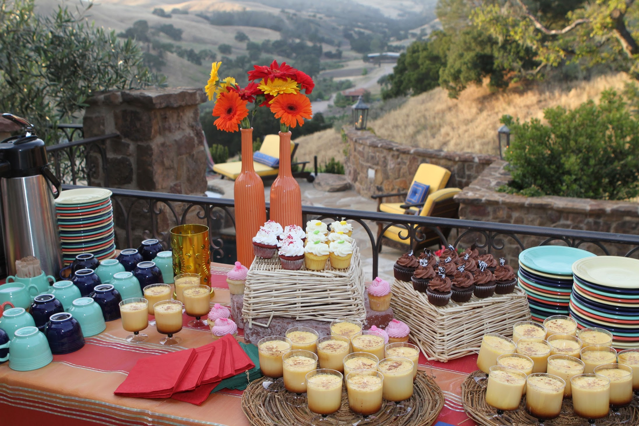 www.felicievents.com | hacienda fiesta | Mexican Party | Dessert Station