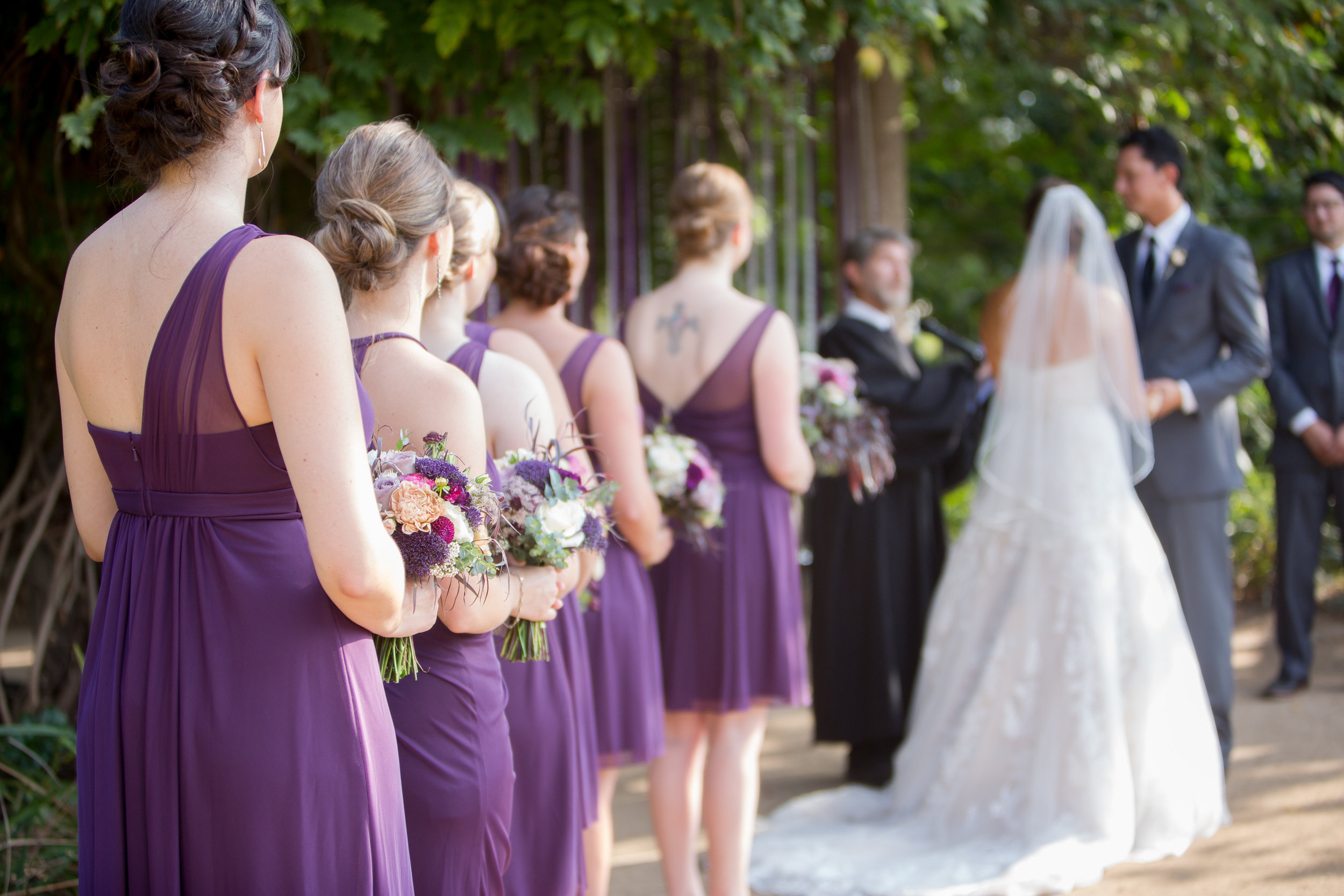 www.felicievents.com | Groom | Felici Wedding | Wedding Ceremony | Purple Wedding | Wedding Flowers | Santa Barbara Wedding