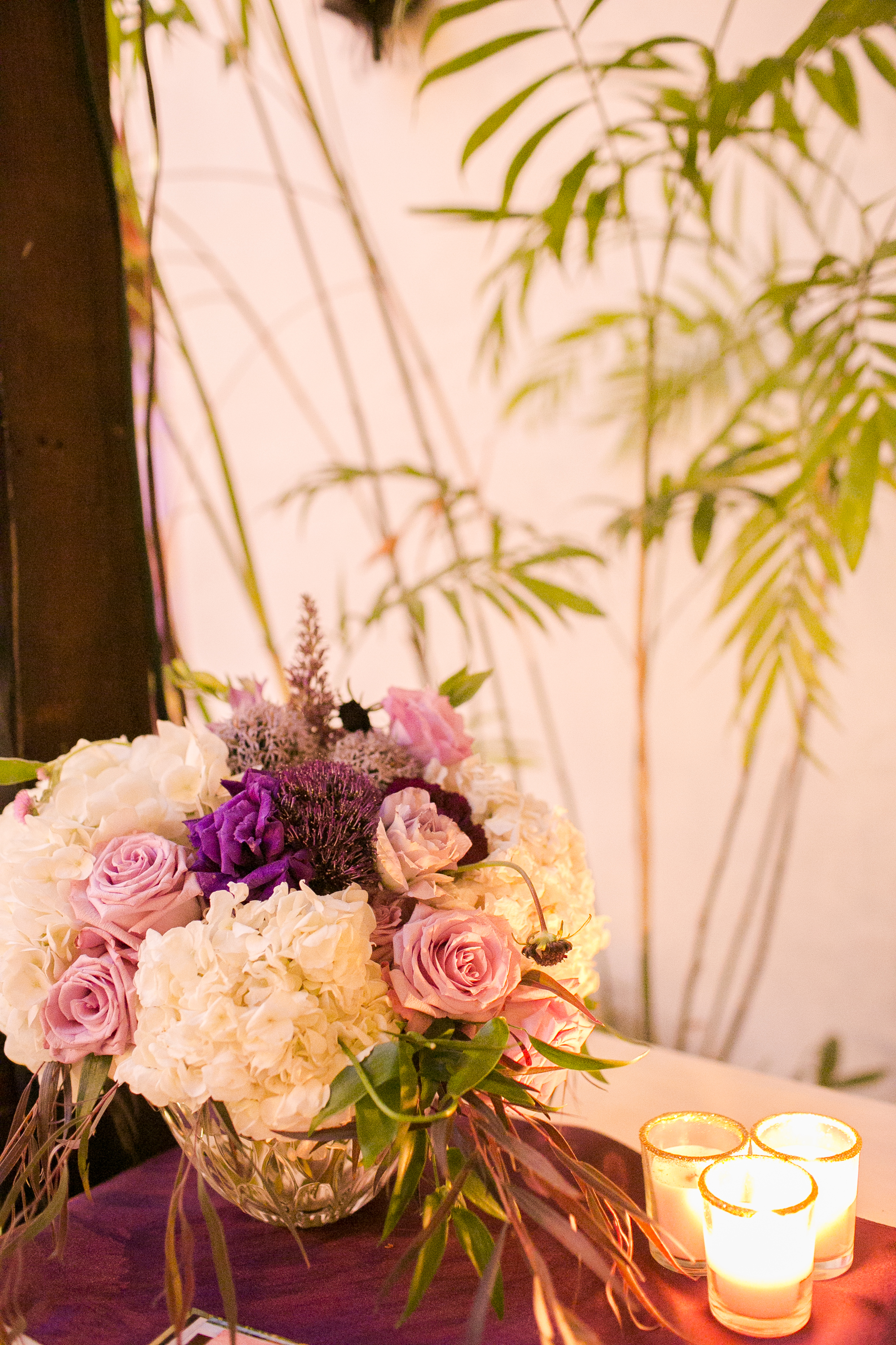 www.felicievents.com | Felici Wedding | Purple Wedding | Santa Barbara Wedding Reception | El Paseo Wedding | Purple Floral