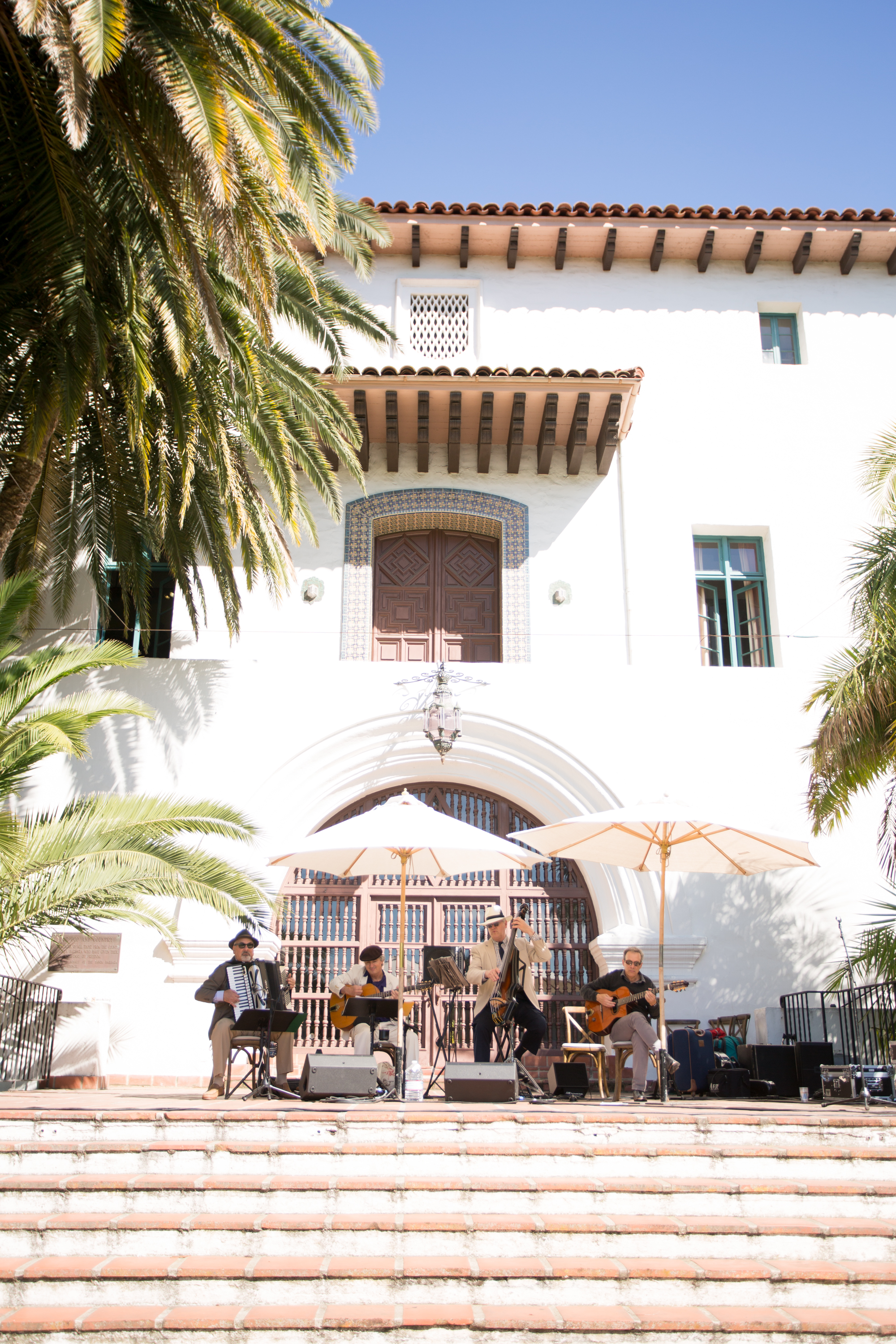 Felici Events | Community Memorial | Santa Barbara Event Planner | Party Planner | Kelsey Crews Photo | The Santa Barbara Courthouse | The Sunken Gardens | Michael Towbes