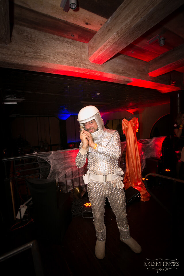 Santa Barbara Halloween Dance Party | Felici Events | Kelsey Crews | Voodoo Lounge Santa Barbara