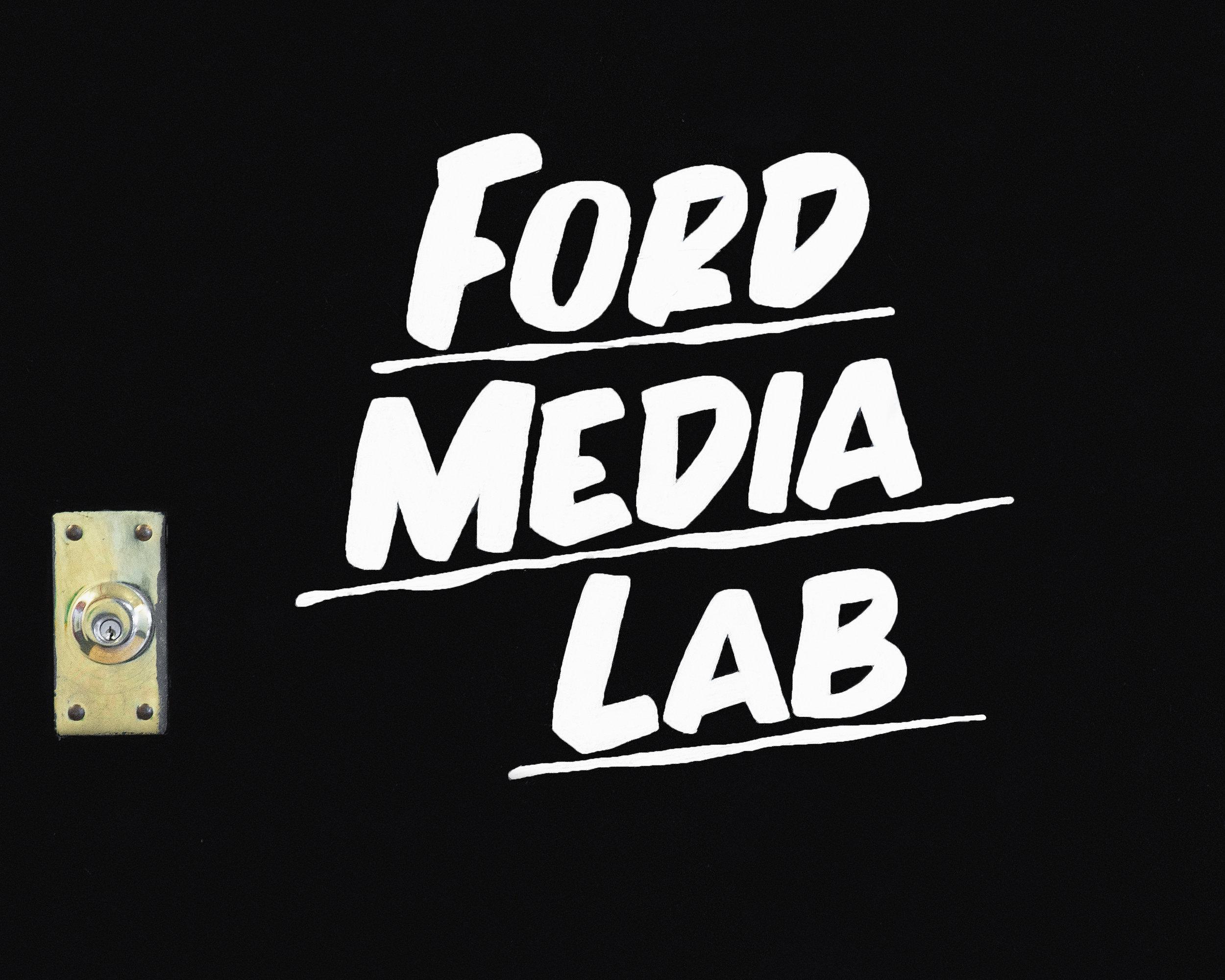 Baron Von Fancy x Ford Media Lab