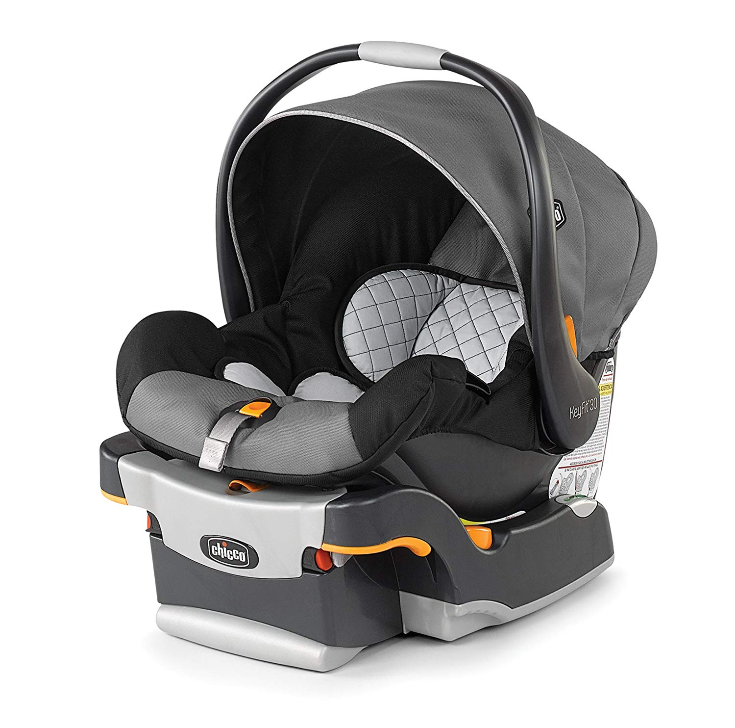 I want to say a huge thank you to Chicco for gifting us this car seat! Can't wait to bring the baby home in it!
