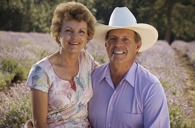 Gary and Mary Young  (picture from Young Living)