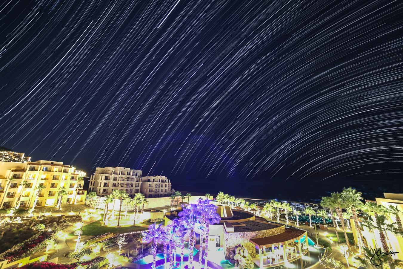 Stars over Pueblo Bonito Pacifica