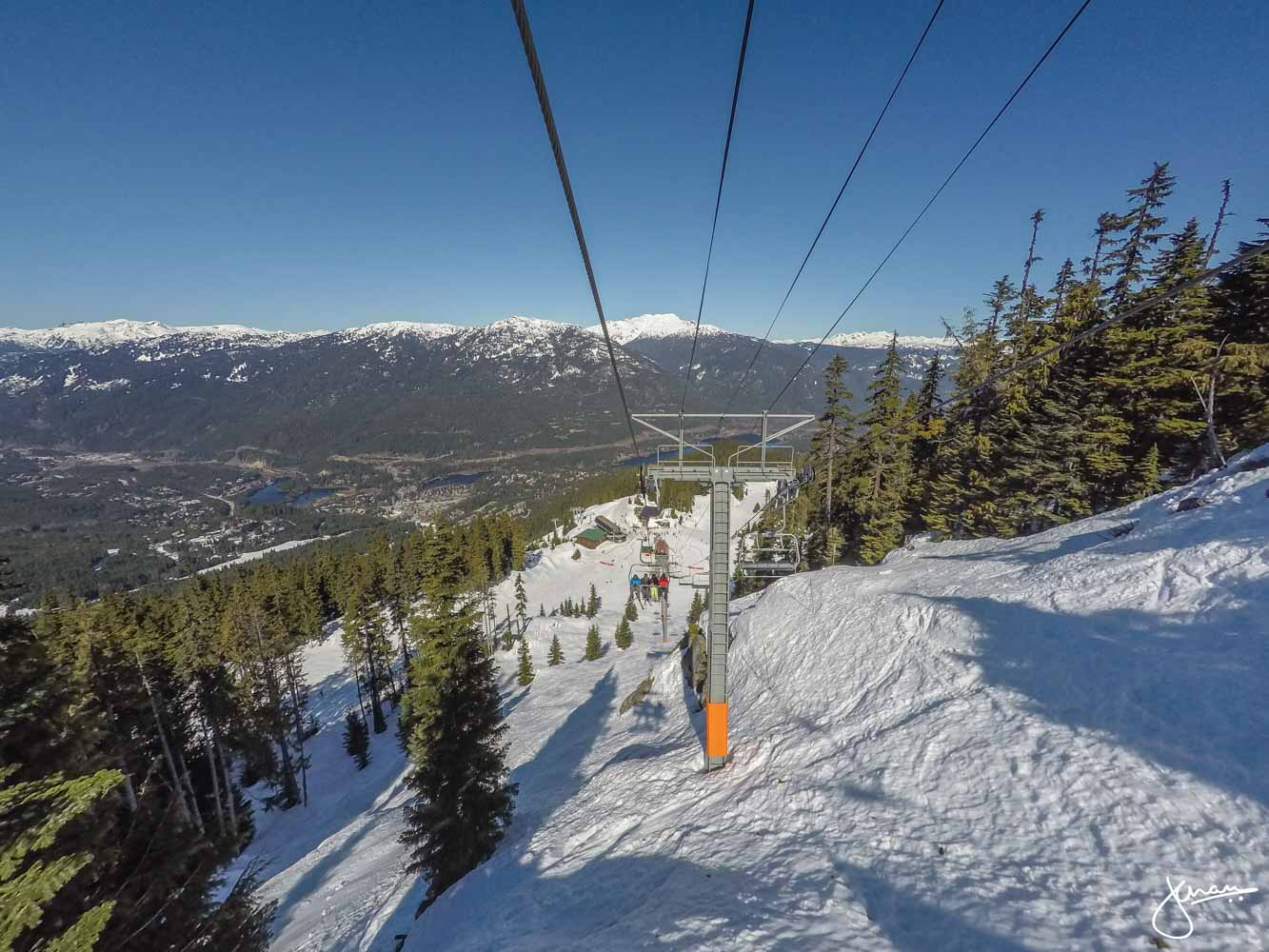 Creekside Chairlift