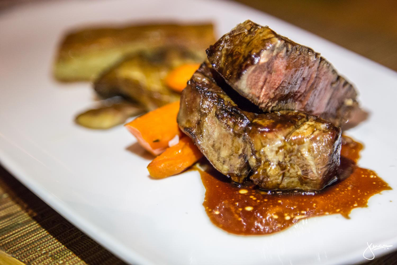 Rare Beef Tenderloin