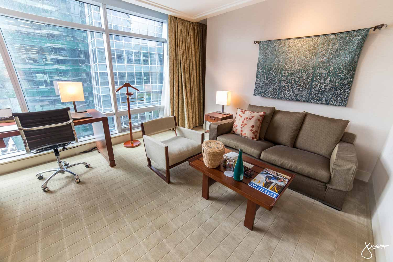 Shangri-la Executive King Room