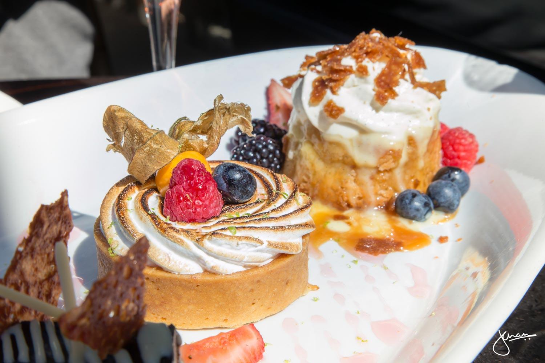 Key Lim Pie & Butter Cake