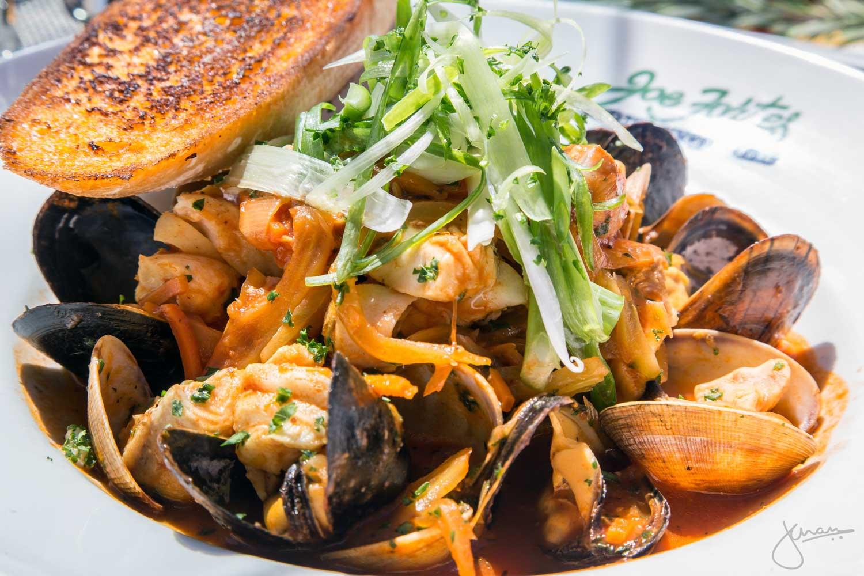 Joe Fortes Seafood Bowl