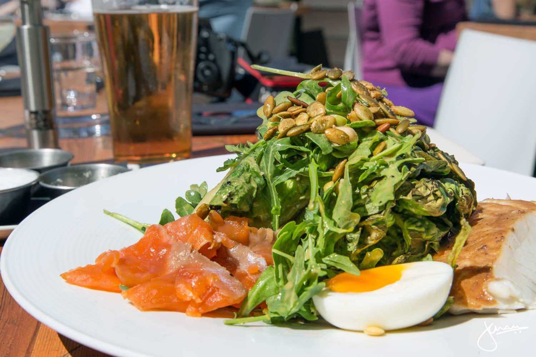 Edible Canada Seafood Salad