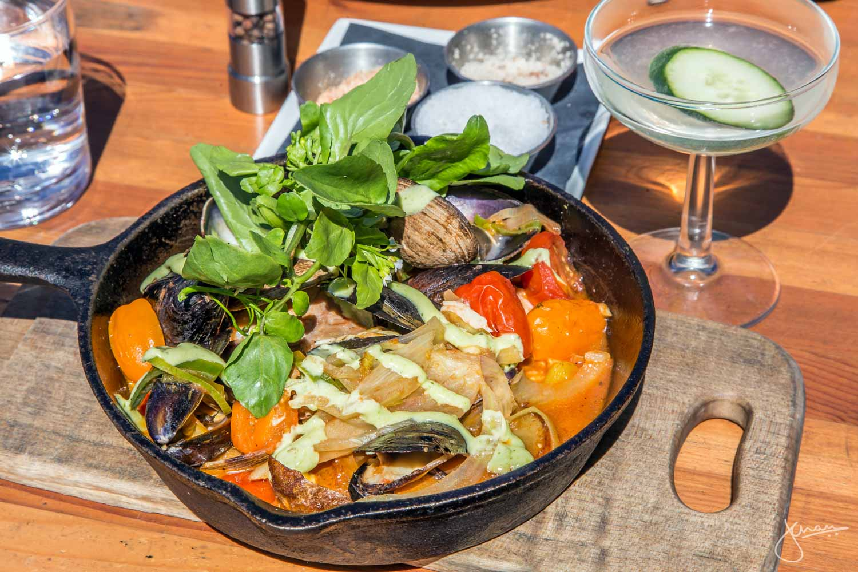 Edible Canada Seafood Bowl