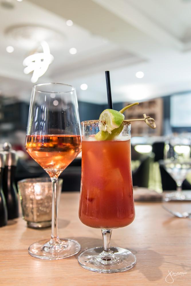 Wine & Caesar