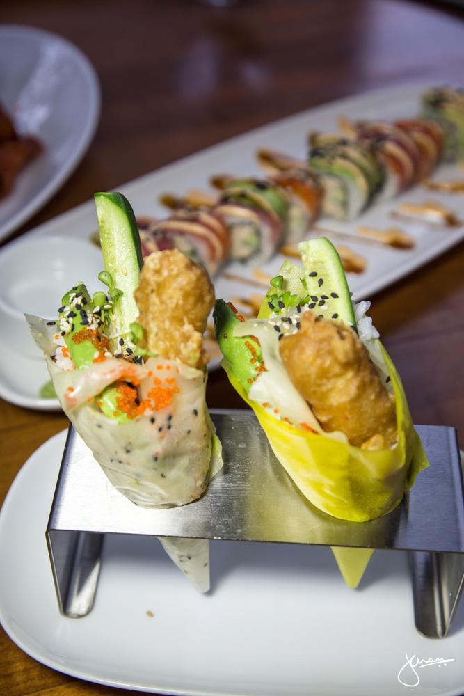 Sushi Cone