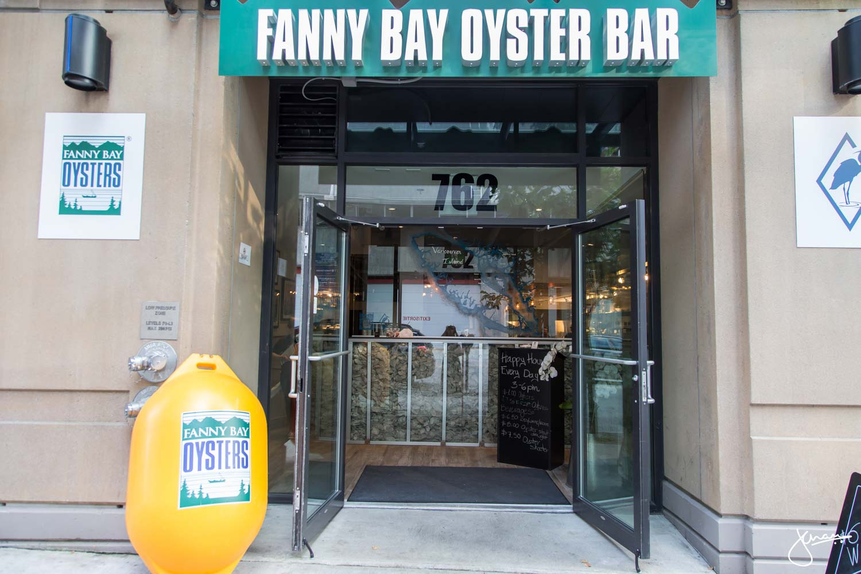 Fanny Bay Oyster Bar & Shellfish Market
