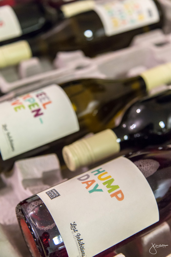 Lost Inhibition Wine