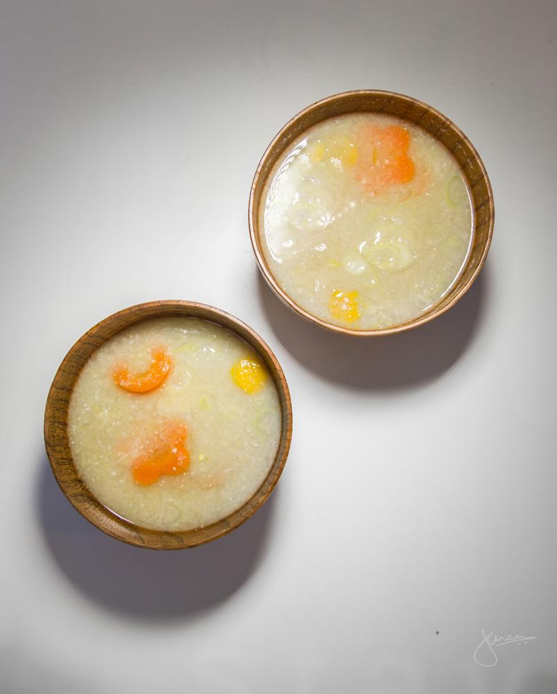 Sake Miso Soup