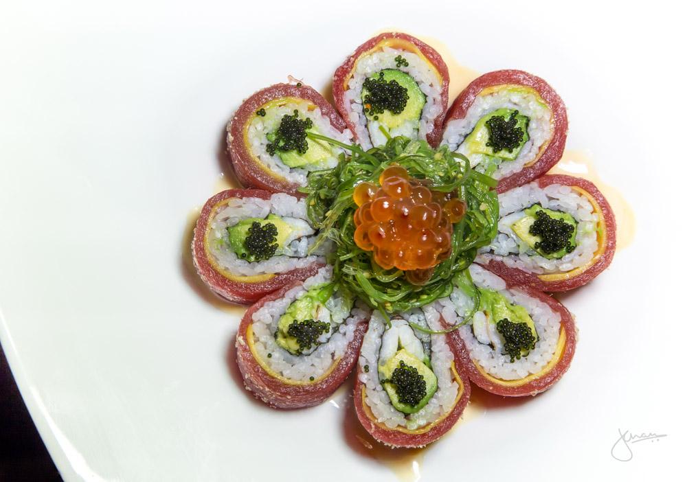 Cherry Blossom Roll