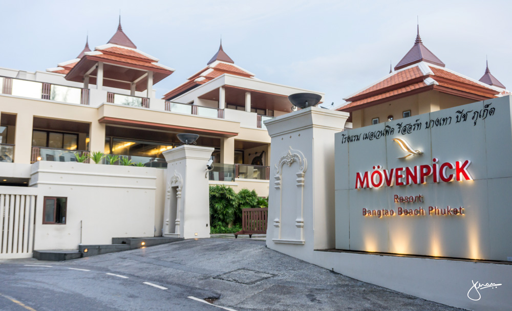 Mövenpick Resorts Bangtao Beach, Phuket