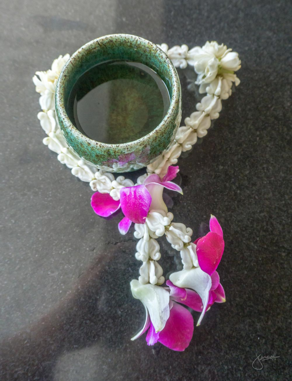 Welcome Thai Flower Bracelet