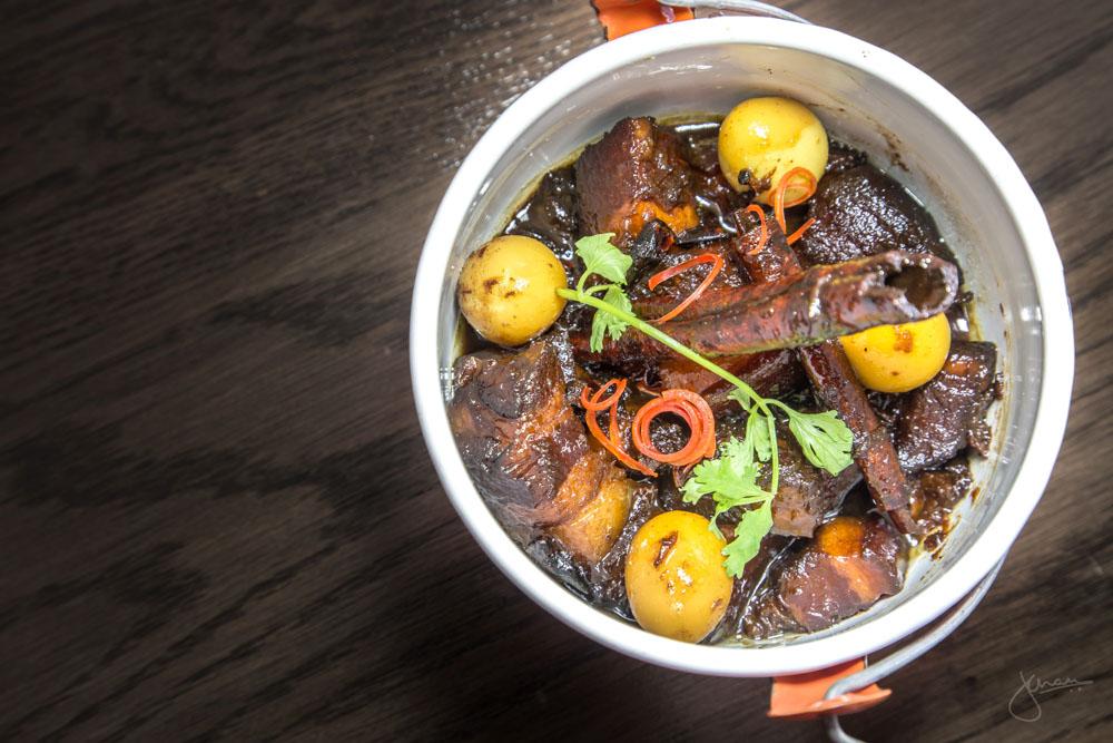 Jewel of Phuket's Cuisine - Pork Belly