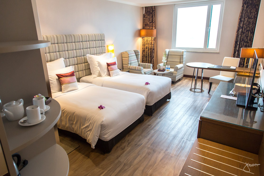 Windsor Plaza Hotel Room