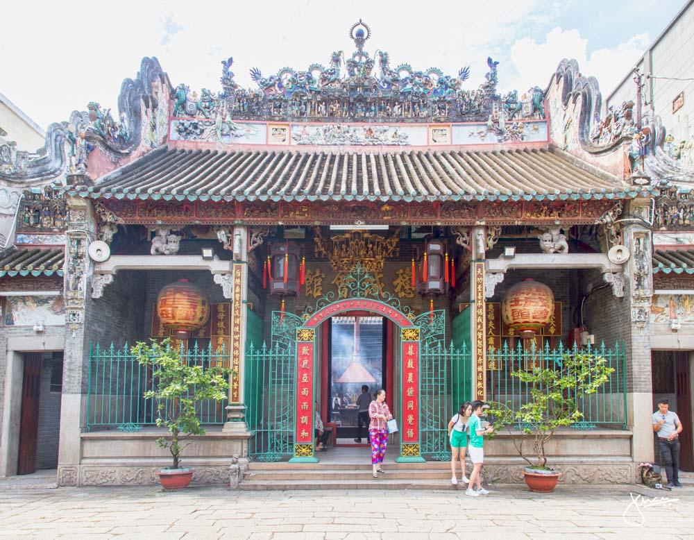 Temple, District 5