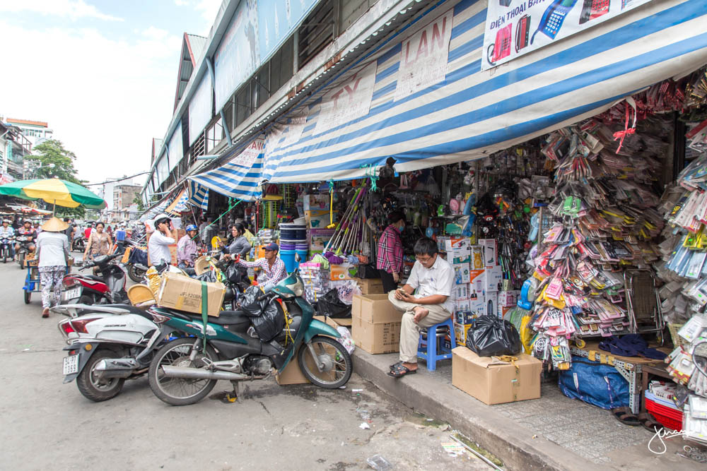 Street Markets, District 5