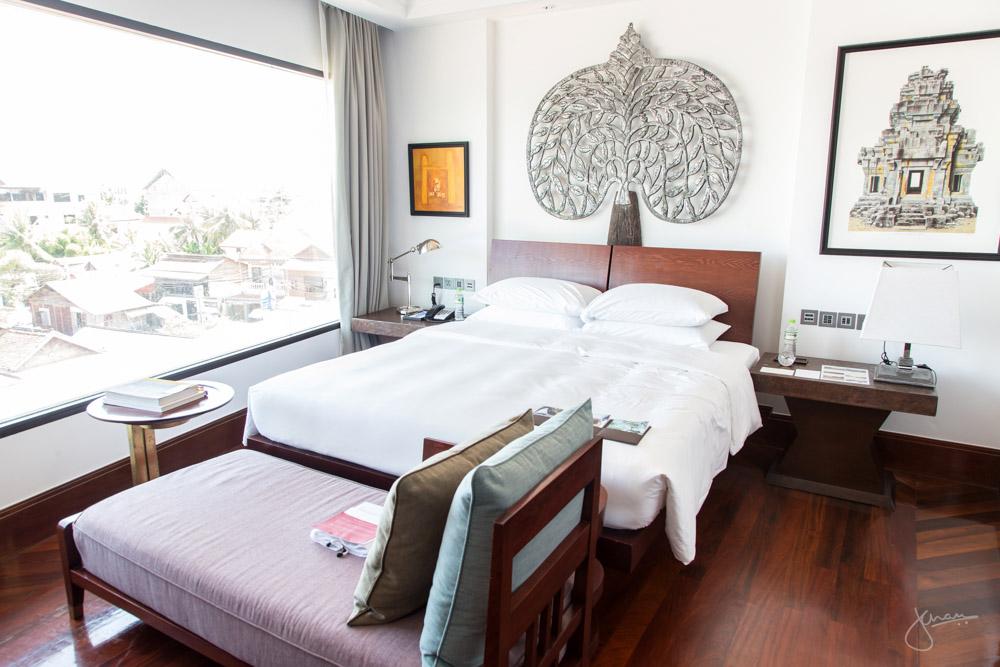 Park Hyatt Siem Reap Suite Bedroom
