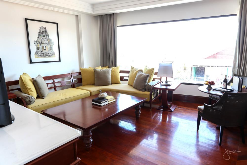 Park Hyatt Siem Reap Hallway