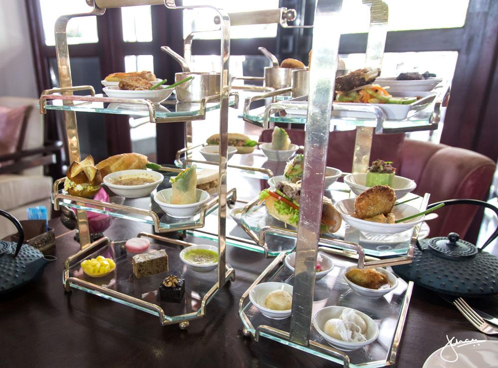 Park Hyatt Siem Reap Afternoon Tea