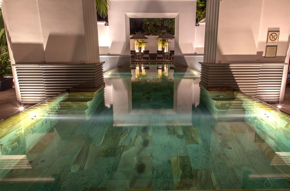 Park Hyatt Siem Reap Salt Water Pool