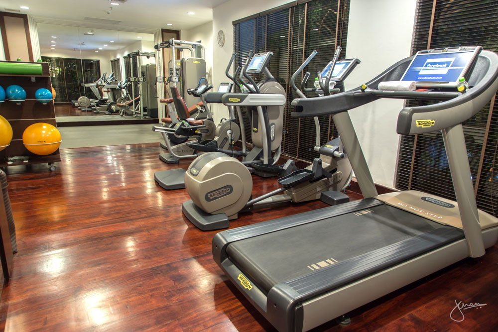 Park Hyatt Siem Reap Fitness Centre