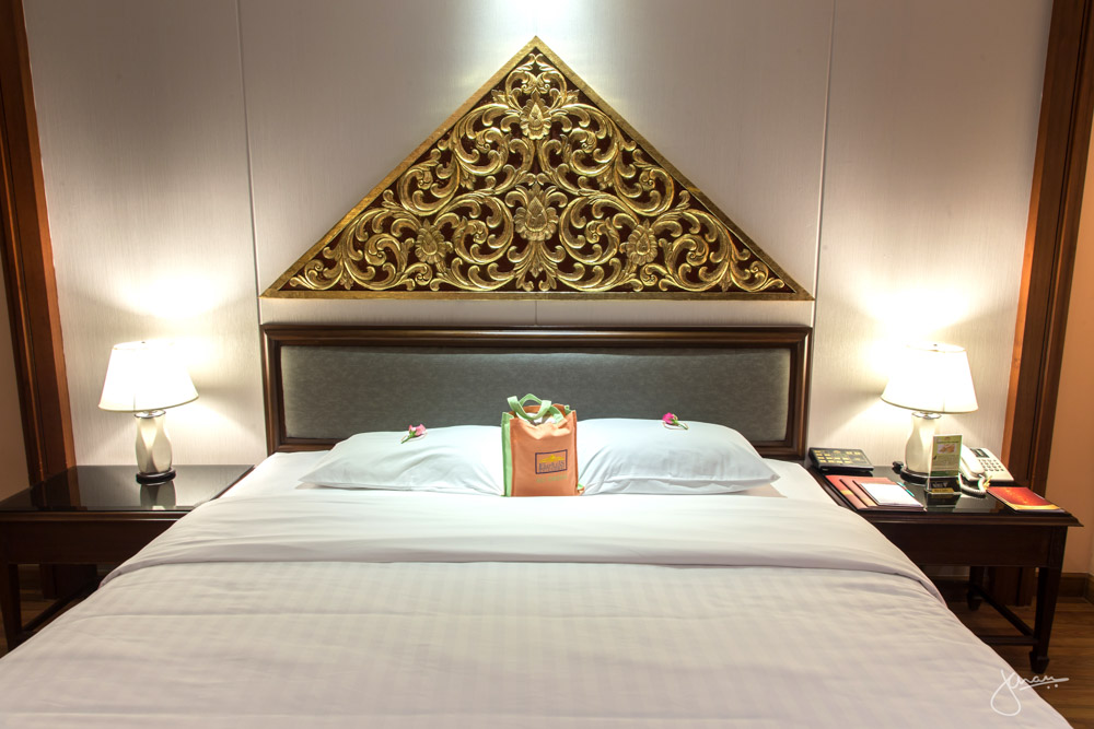 Empress Hotel Chiang Mai Room