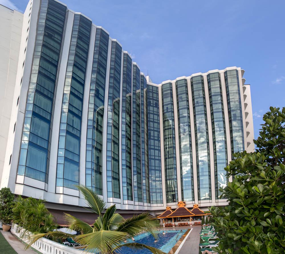Empress Hotel Swimming Pool