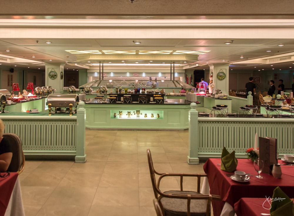 Empress Hotel Chao Nang Dining Room