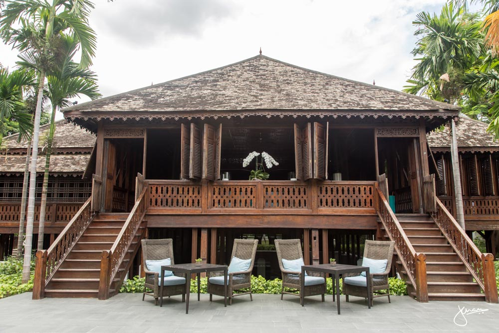 The Original 137 Pillars House, Chiang Mai