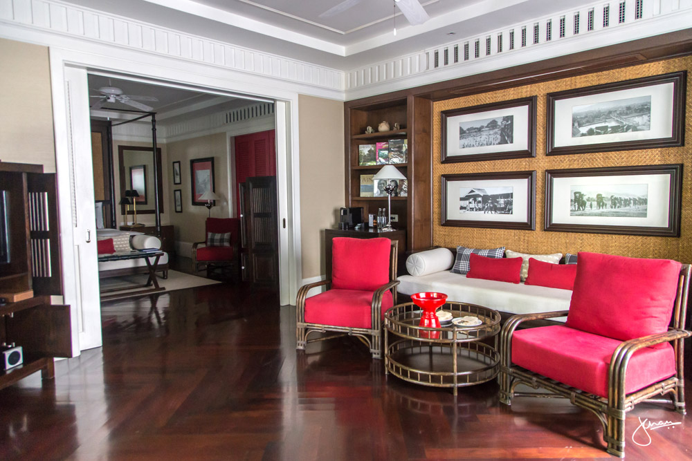 137 Pillars House Suite