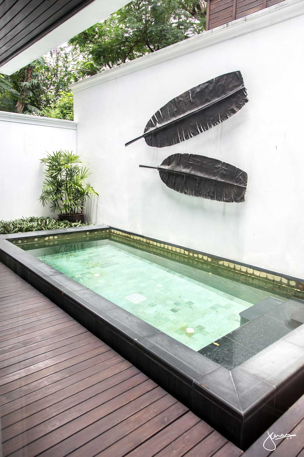 137 Pillars House Suite Private Pool
