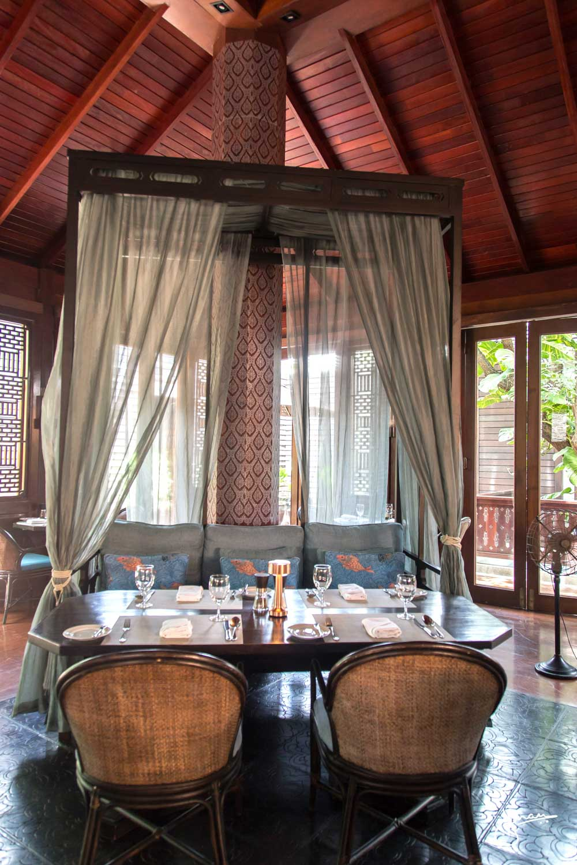 137 Pillars House Dining Room