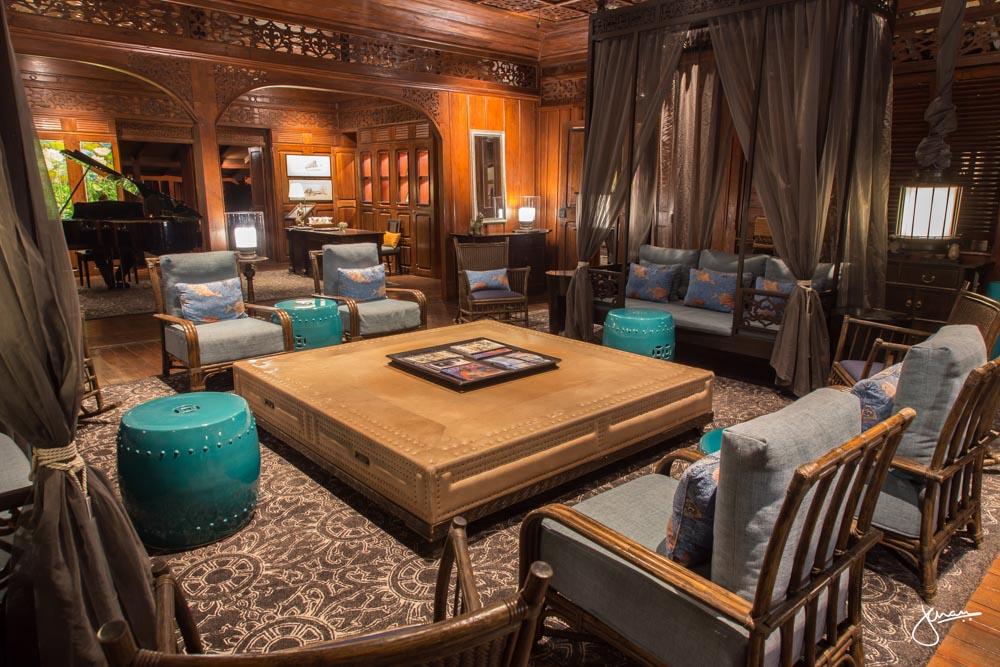 137 Pillars Dining Room