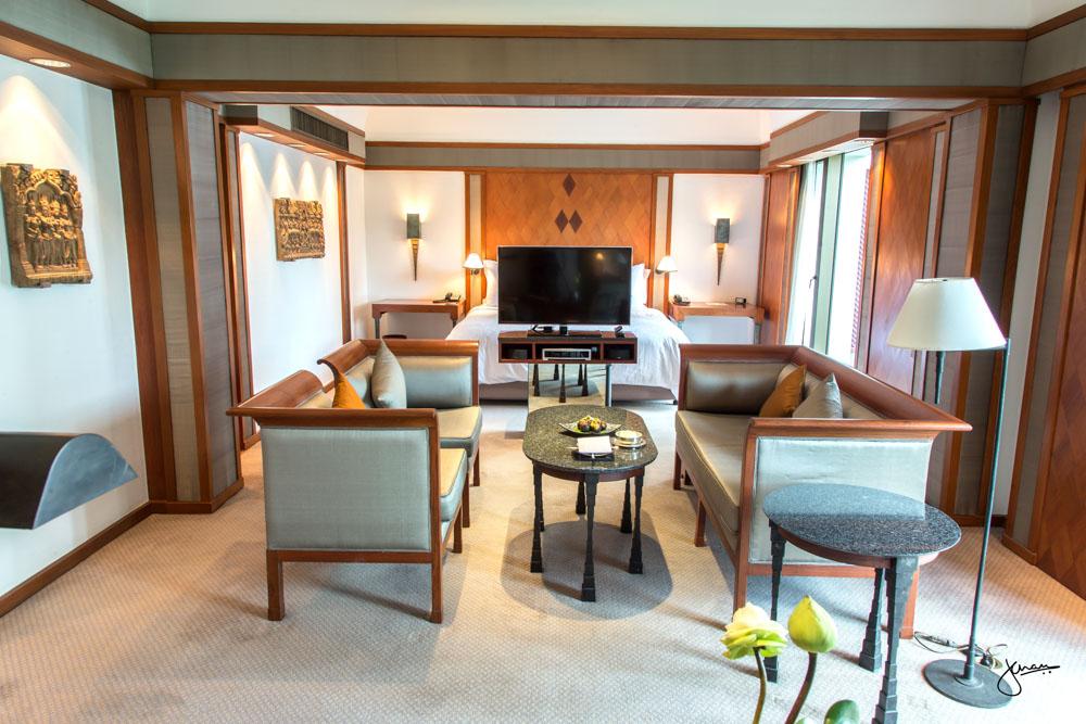 The Sukhothai Bangkok Suite