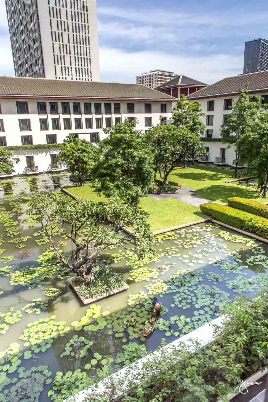 The Sukhothai Bangkok Garden