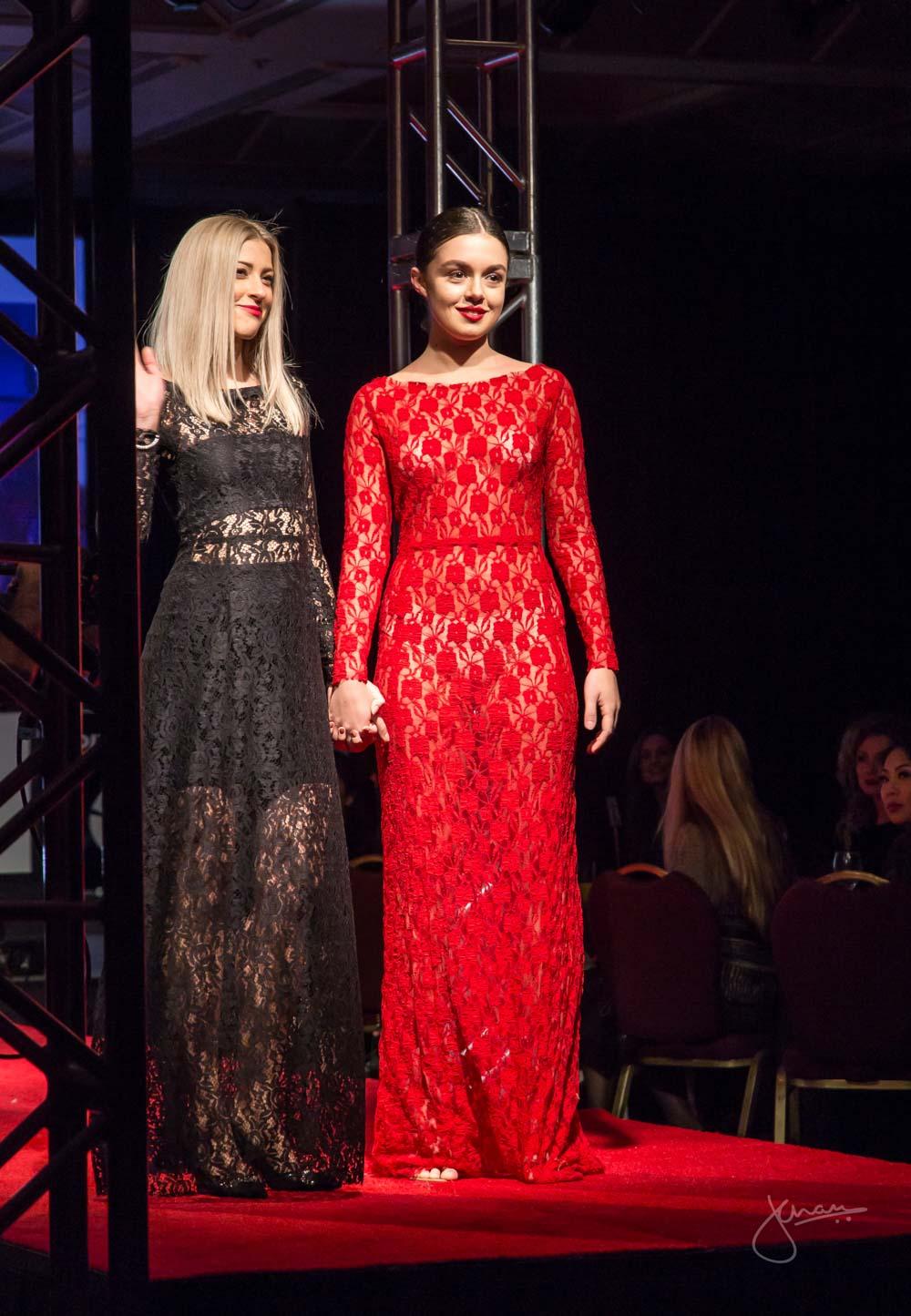 Little Black Dress Gala Fashion Show
