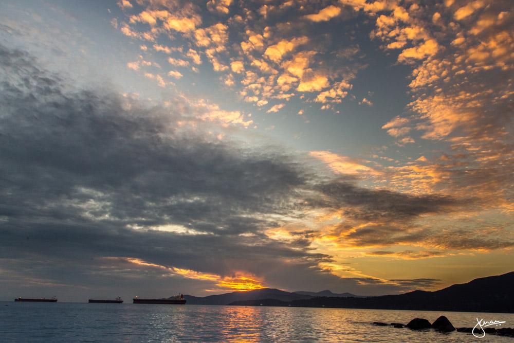 La Paz Sunset