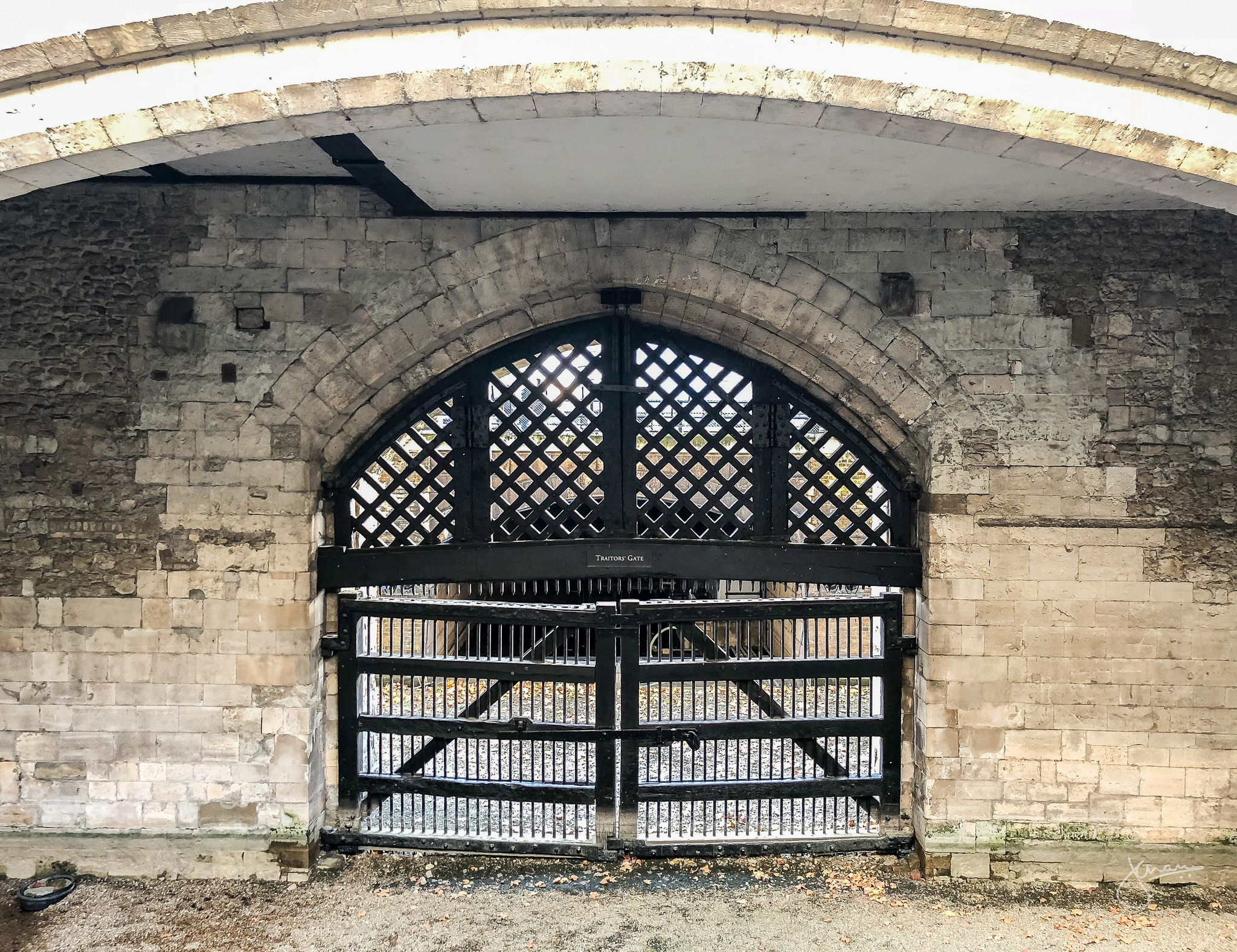 Traitor Gate