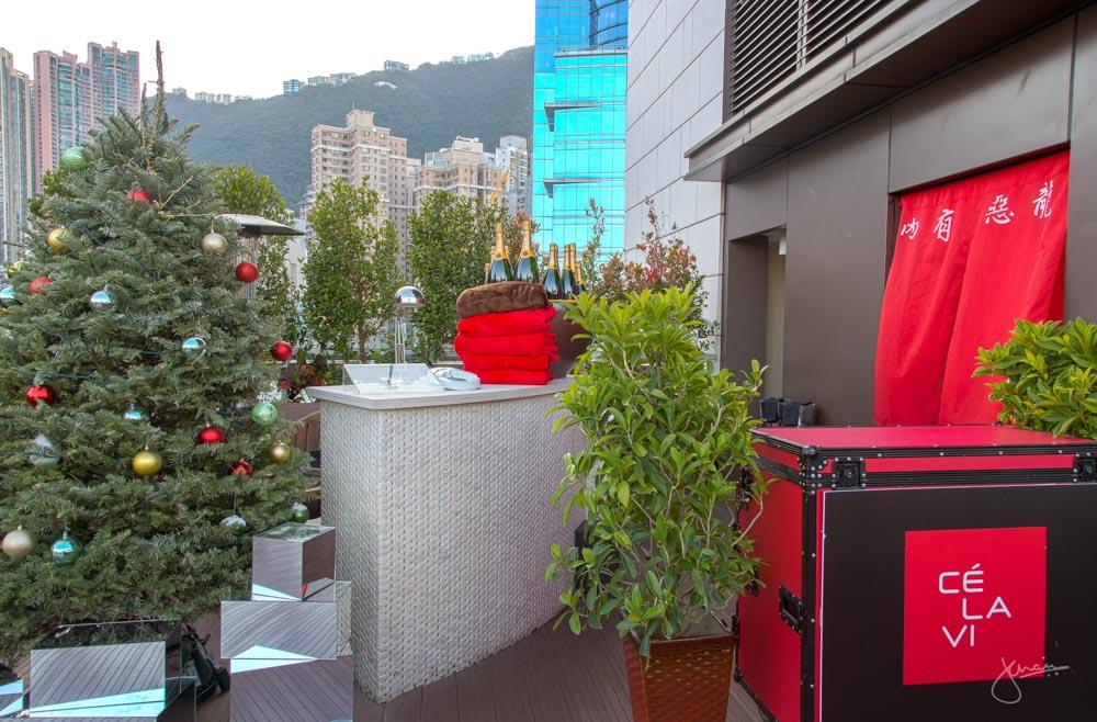 Ce La Vi Rooftop Bar